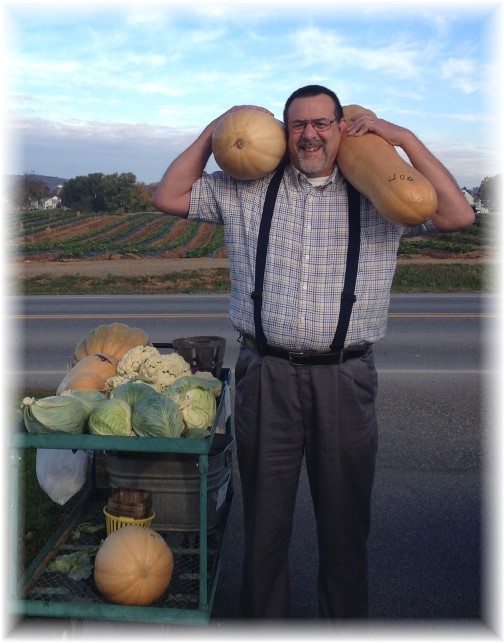 Neck Pumpkins 10/31/14
