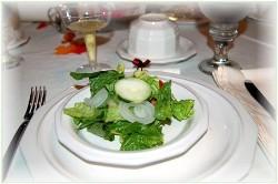 Salad (photo by Doris High)