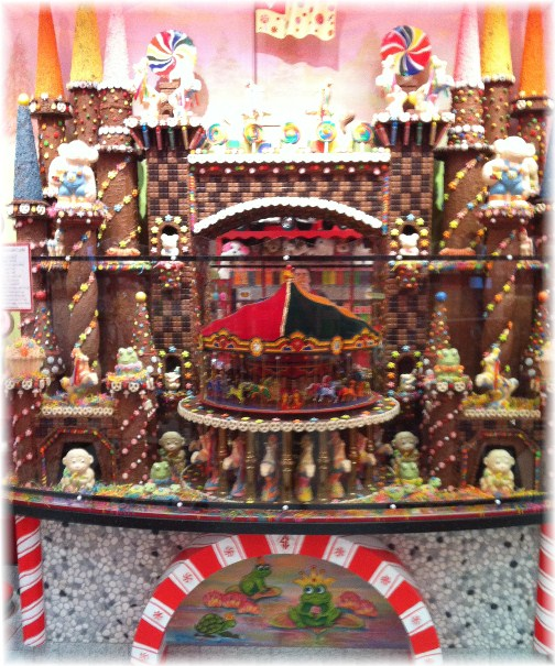 Sarris Chocolate Castle