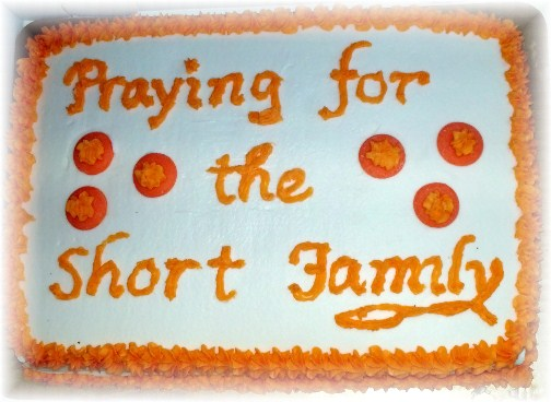 Cake for Short family