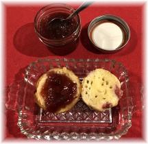 Strawberry muffins 3/1/18