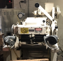 Sturgis Pretzel making machine, Lititz, PA 2/17/19
