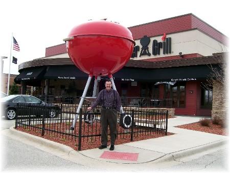 Weber Grill Restaurant 3/25/10