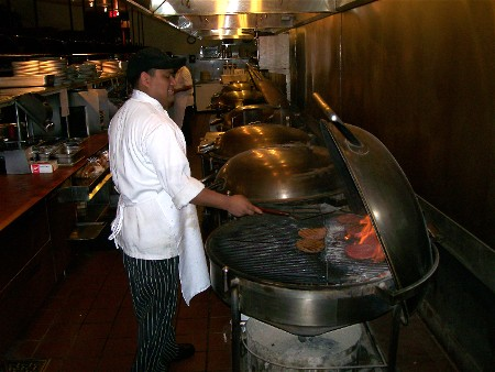 Daily encouragement archive edition - Charcoal grill restaurant ...