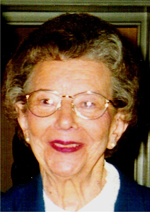 Photo of Georgia Mae Weber