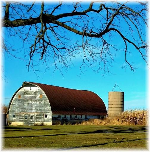 Wisconsin Barn (Photo by Georgia M.)
