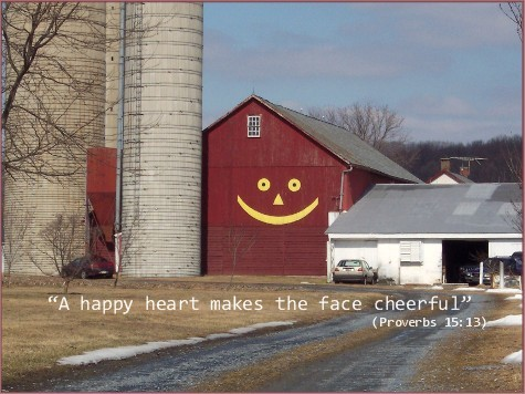 Happy Barn in Lancaster County, PA