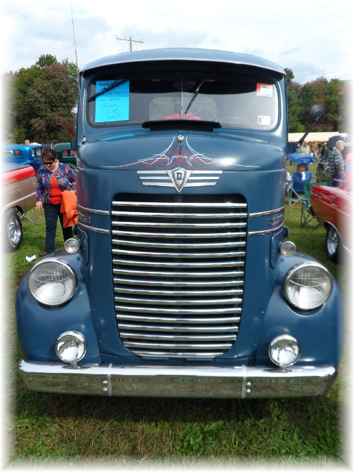 1947 Dodge cab over engine (COE)