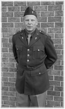 Captain John Uhler