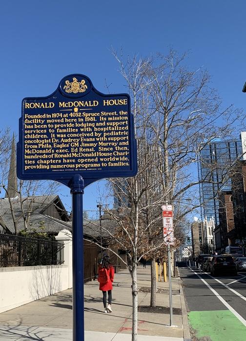 Philadelphia Ronald McDonald House 2/23/20