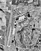 Arial view of Richards- Gebaur AFB, Belton MO