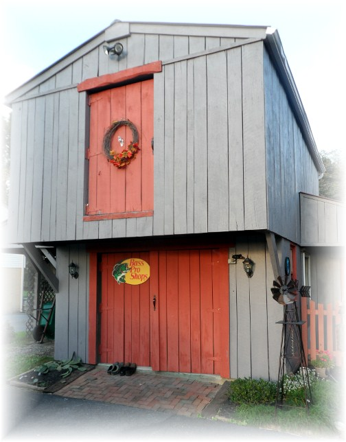 Our utility barn
