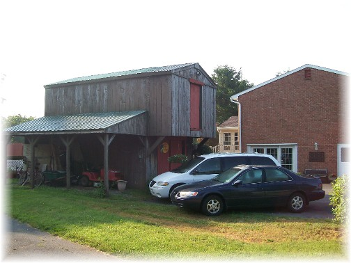 Our barn 6/8/11