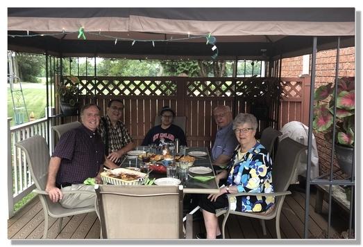 Breakfast with friends 7/21/18