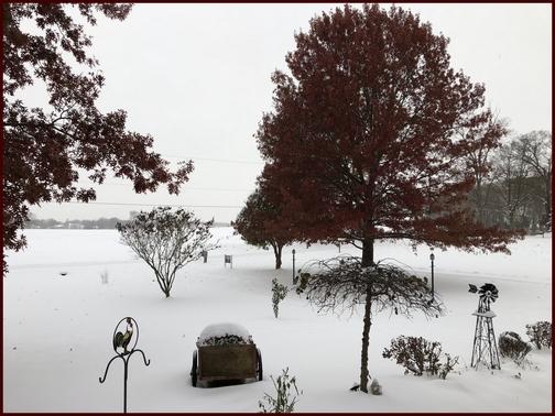 First snow 11/15/18