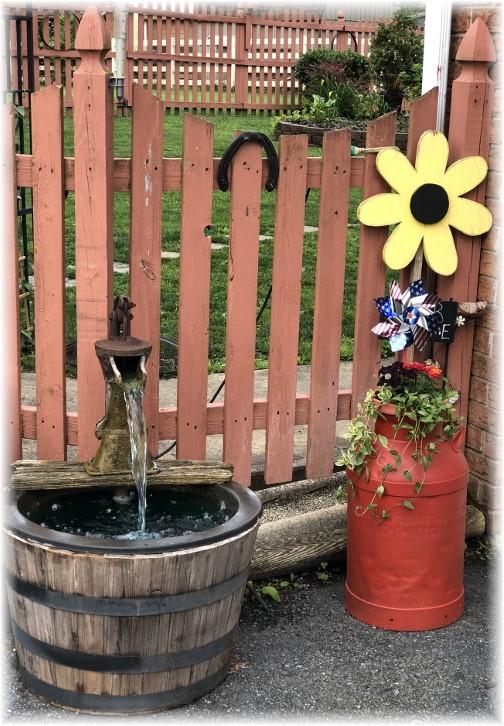 Pump and barrel 6/11/18