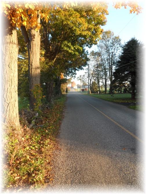 Kraybill Church Road 10/21/13