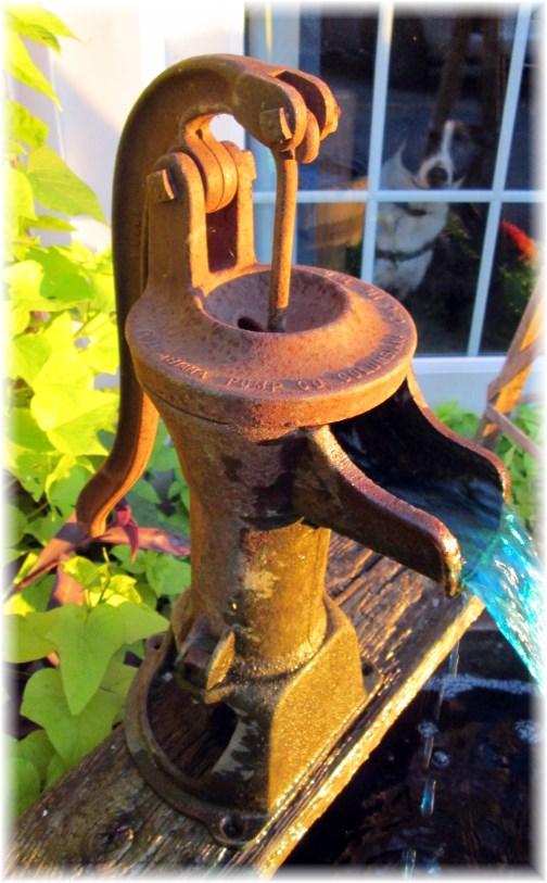Pump and barrell 9/27/13