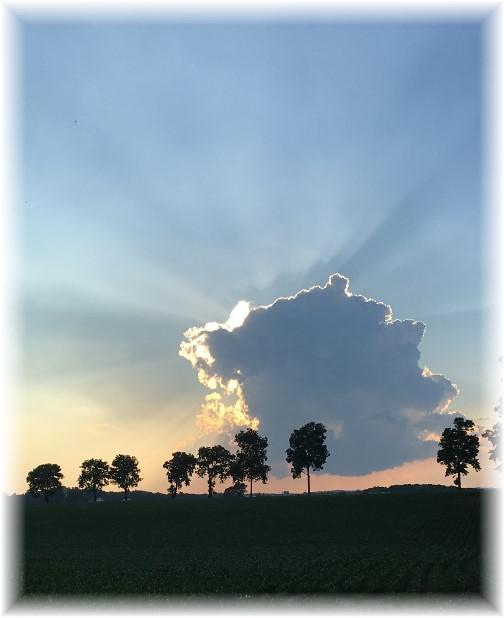 Stunning cloud 6/21/16