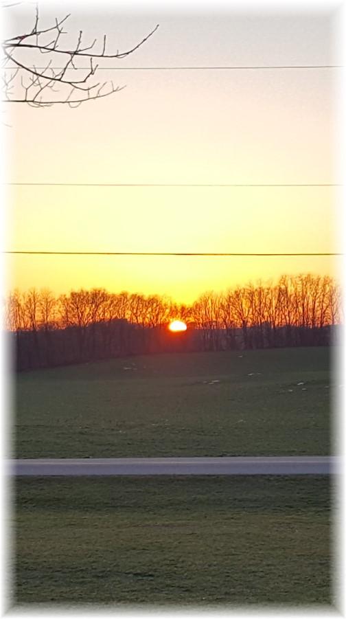 Sunset 2/26/17