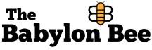 The Babylon Bee header