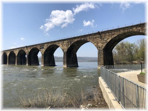 Shocks Mills Bridge 04-28-18