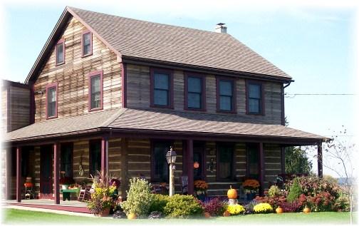 Breneman Road farmhouse, Lancaster County, PA