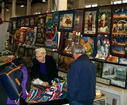 Central Market crafts in Lancaster PA