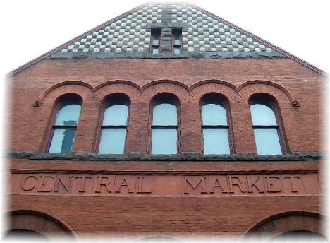 Central Market in Lancaster PA