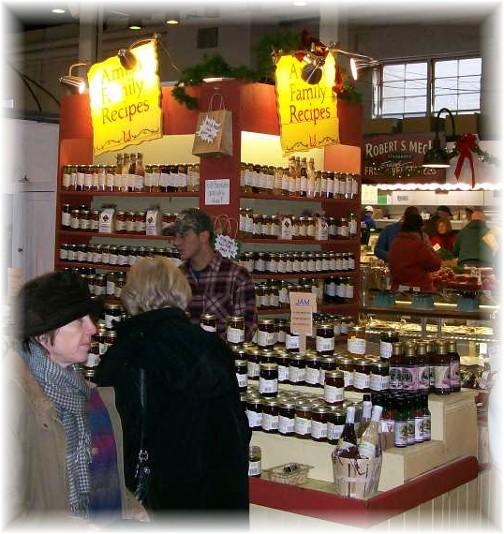 Central Market jams in Lancaster PA