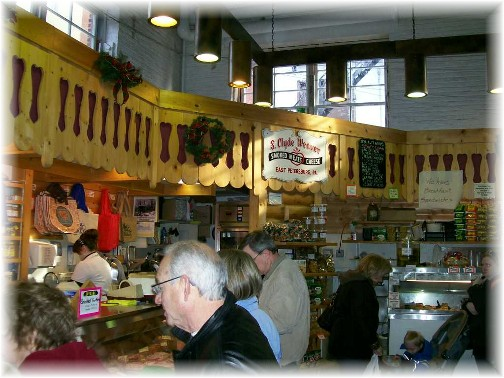 Central Market meats & cheese in Lancaster PA