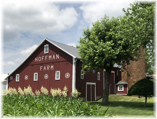 Hoffman Farm on Colebrook Road 6/21/18 (Click to enlarge)