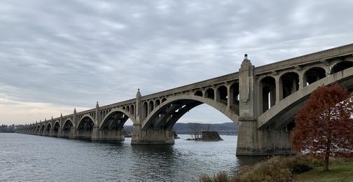 Columbia Bridge, Lancaster Country PA