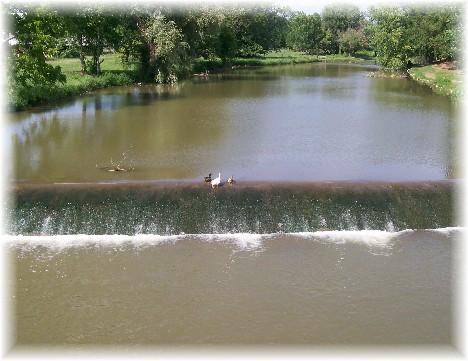 Conestoga River in Lancaster County PA