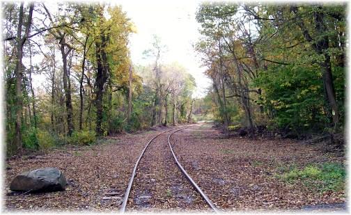 Conewago railroad grade, Lancaster County, PA