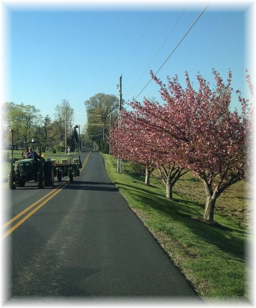 Kraybill Road tractor 5/2/15