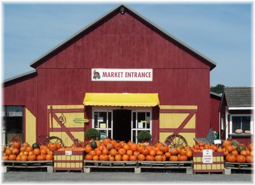 Country Barn Market, Lancaster County, PA 9/15/13