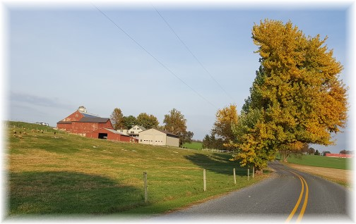 Country Log House Farm 11/3/17 (Click to enlarge)