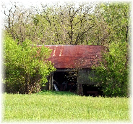 Dilapidated barn, Lancaster County PA