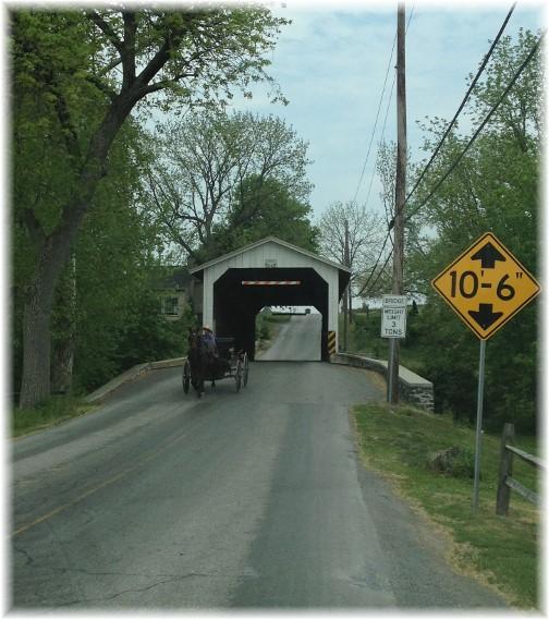 Eshelman's Mill Covered Bridge