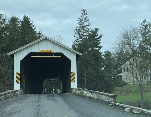 Forry's Mills Covered Bridge