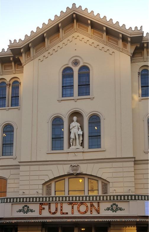 Lancaster Fulton Opera House 9/23/16