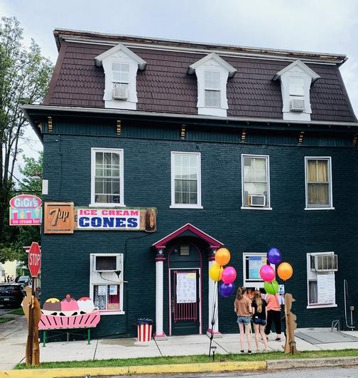 GiGi's Ice Cream, Bainbridge, Lancaster County, PA