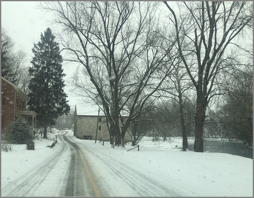 Habecker Road Mill 2/1/19 (Click to enlarge)