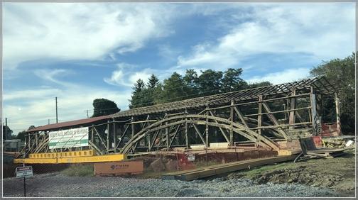 Herrs mill Covered Bridge 9/15/18