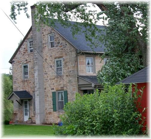 Lancaster County homestead