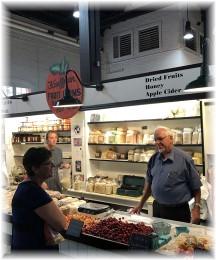 Kauffman Fruit Stand, Central Market, Lancaster, PA 6/22/18