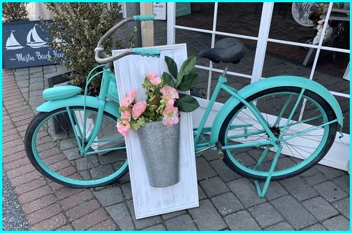 Kitchen Kettle Village bike 4/18/19