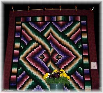 Kraybill Auction quilt