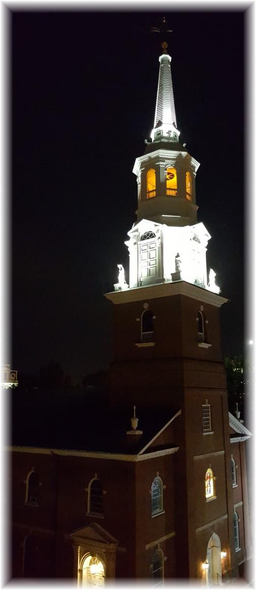 Lancaster PA church 5/23/17